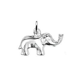 Kasius Zilveren bedel - Olifant