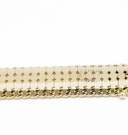 Occasions by Marleen Occasions by Marleen - Gouden armband