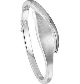 Kasius Zilveren slavenband - Mat/Glanzend