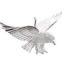 Kasius Zilveren bedel - Adelaar
