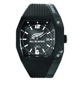 All Blacks All Blacks - Horloge - Kunststof - Silicone band