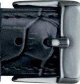 Condor Condor horloge band - Leer - Zwart - 285R.01.xx