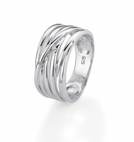 Yo Design Yo Design - Zilveren ring - Infinity - Maat 17