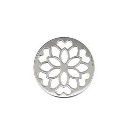 My Imenso My Imenso - Zilveren insignia - Bloem