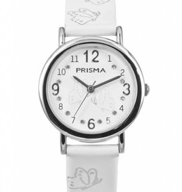 Prisma Prisma - Kinderhorloge - Butterfly White