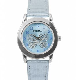 Prisma Prisma - Kinderhorloge - Butterfly Blue