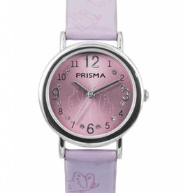 Prisma Prisma - Kinderhorloge - Butterfly Purple