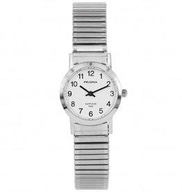 Prisma Prisma - Horloge - Rekband - Saffierglas