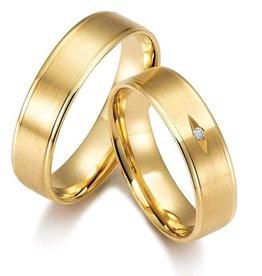 Gettmann Gouden trouwringen