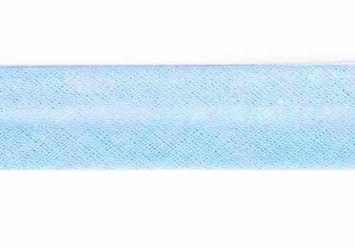 De Stoffenkamer Biaisband hemelsblauw