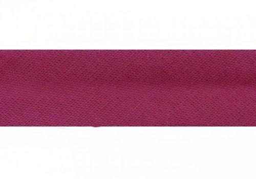 De Stoffenkamer Biaisband roodviolet