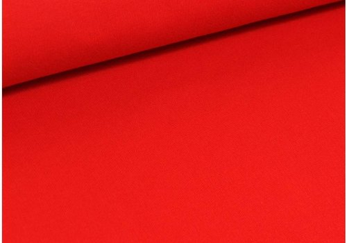 De Stoffenkamer Boordstof Rood