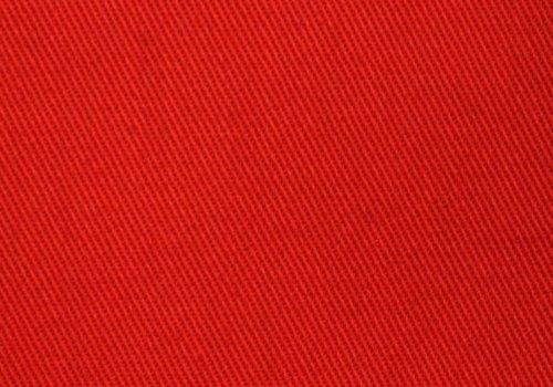 De Stoffenkamer Canvas gabardine rood
