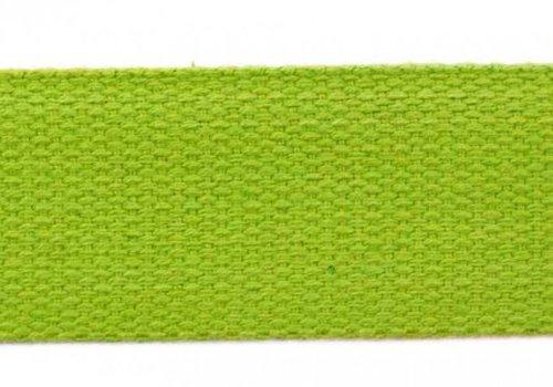 De Stoffenkamer Tassenband groen