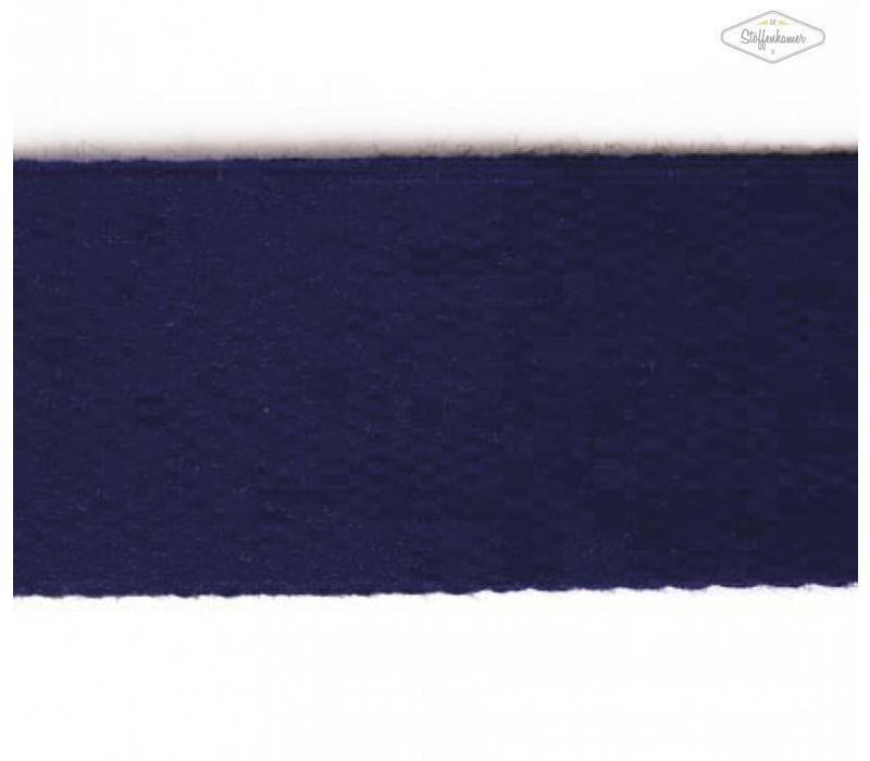 Tassenband donkerblauw