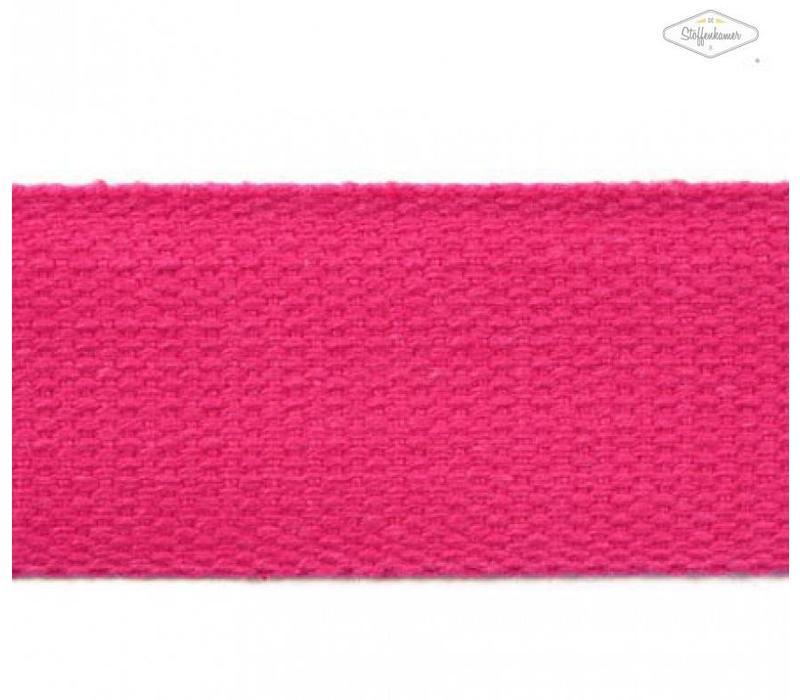 Tassenband fushia
