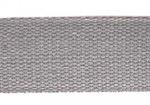 De Stoffenkamer Tassenband grijs