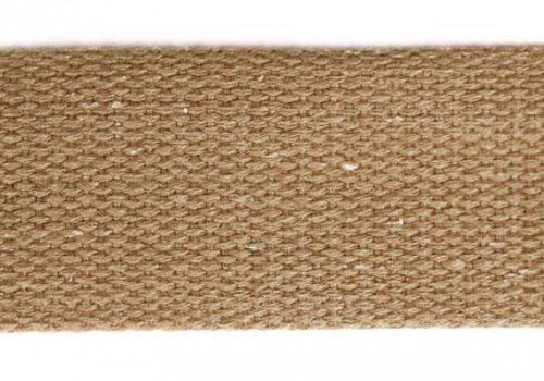 De Stoffenkamer Tassenband mokka