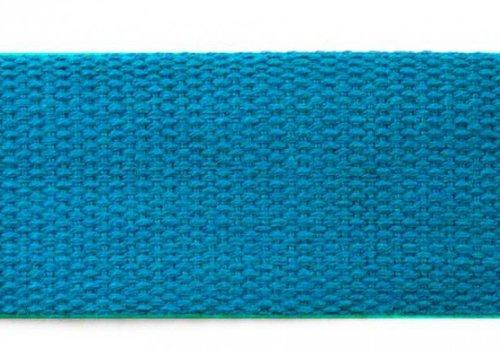 De Stoffenkamer Tassenband turquoise
