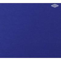 Effen tricot Koningsblauw