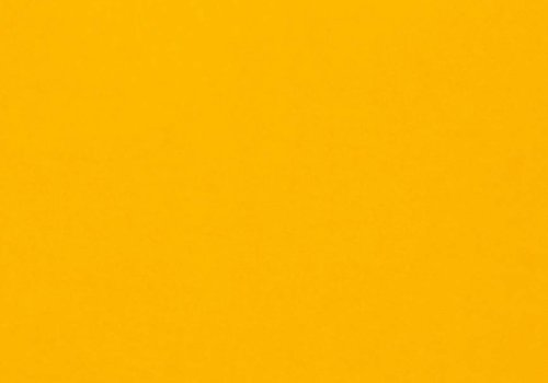 De Stoffenkamer Extra dikke nicky velours zonnegeel