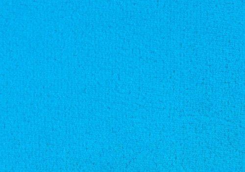 De Stoffenkamer Extra dikke nicky velours turquoise