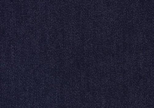 De Stoffenkamer Stretch Denim Jeansblauw