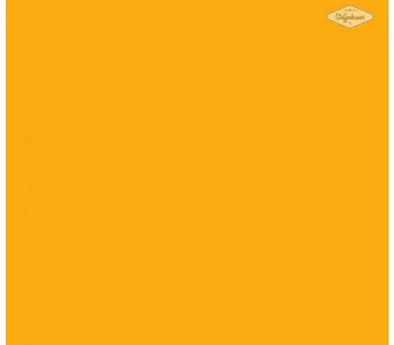 Flockfolie warm geel