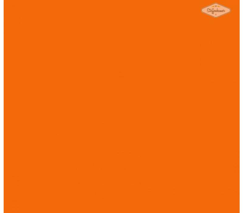 Flockfolie oranje
