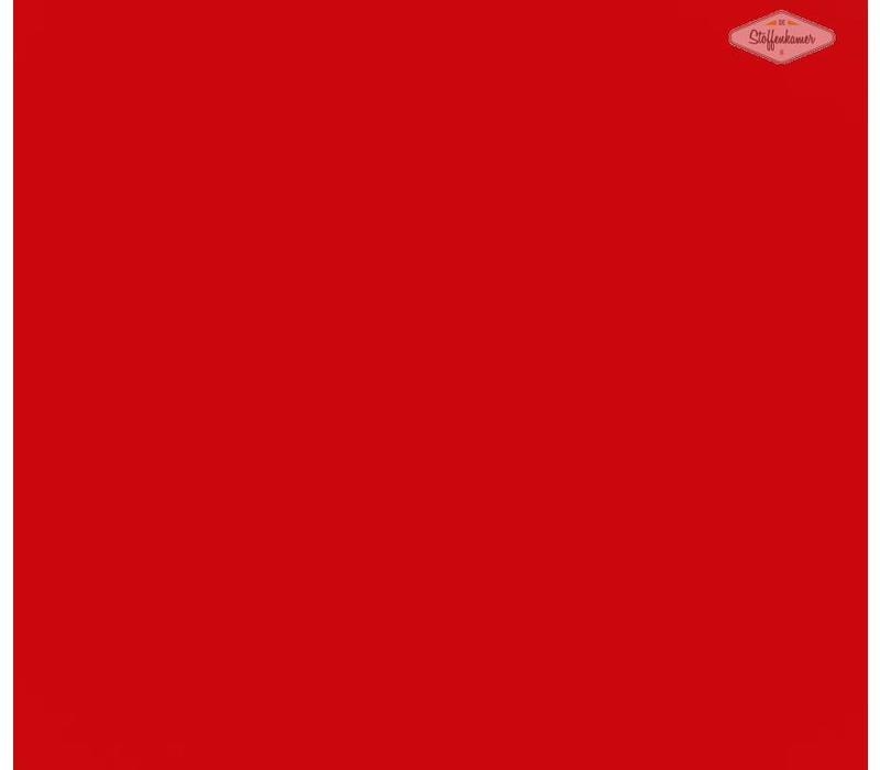 Flockfolie rood