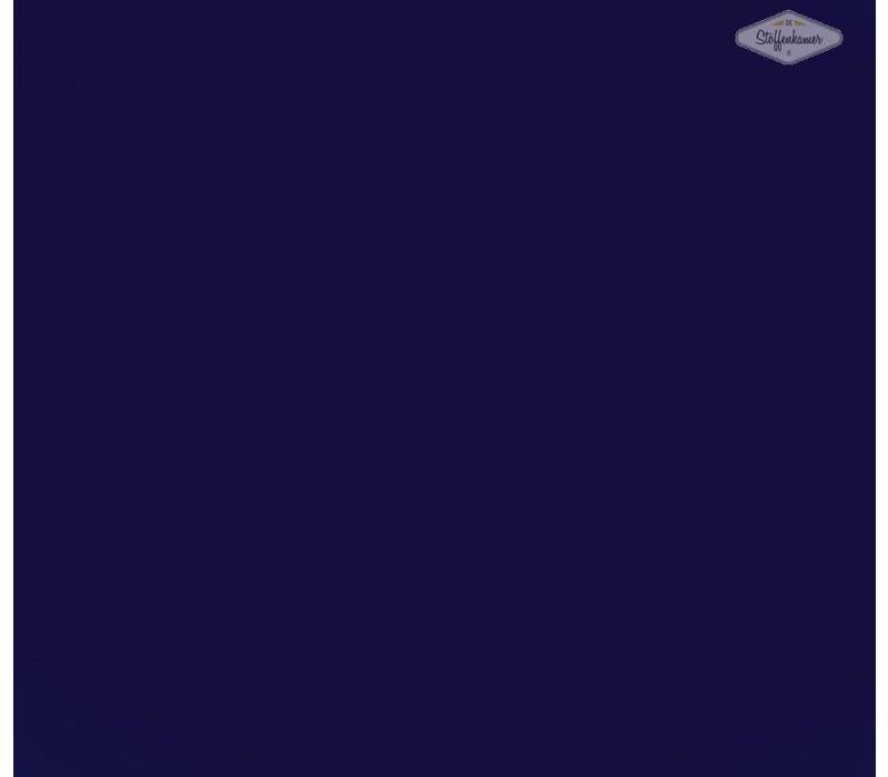 Flockfolie donkerblauw