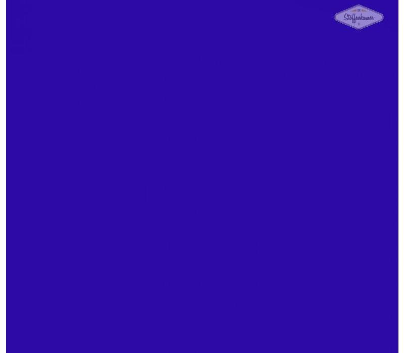 Flockfolie koningsblauw