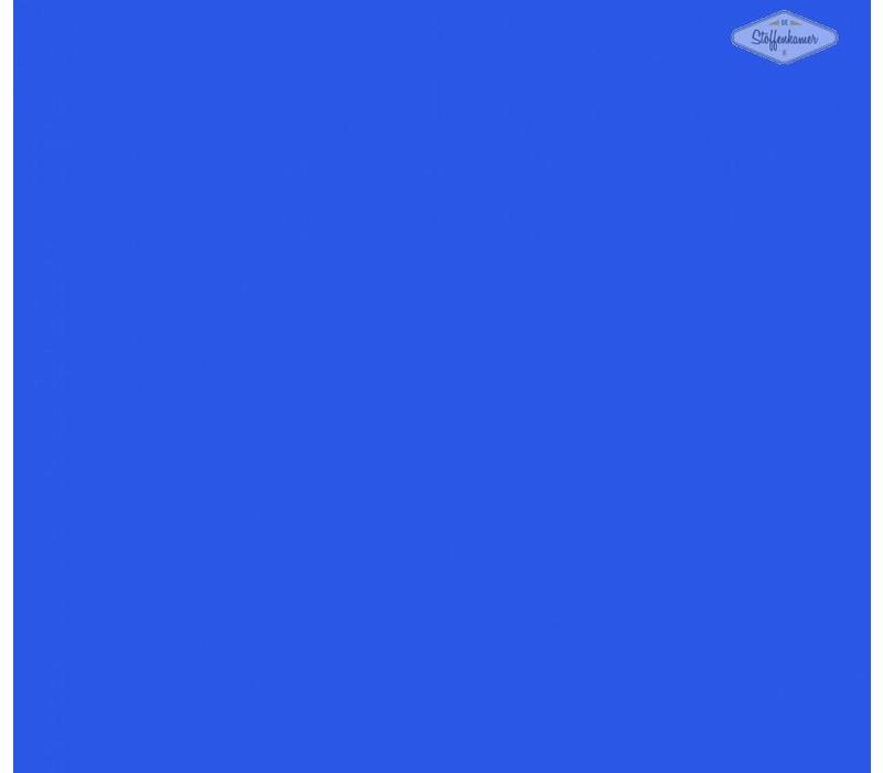 Flockfolie azuurblauw