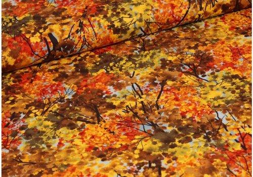 Hoffman Hoffman- Fall Leaves