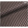Robert Kaufman Flanel Checkers Grey