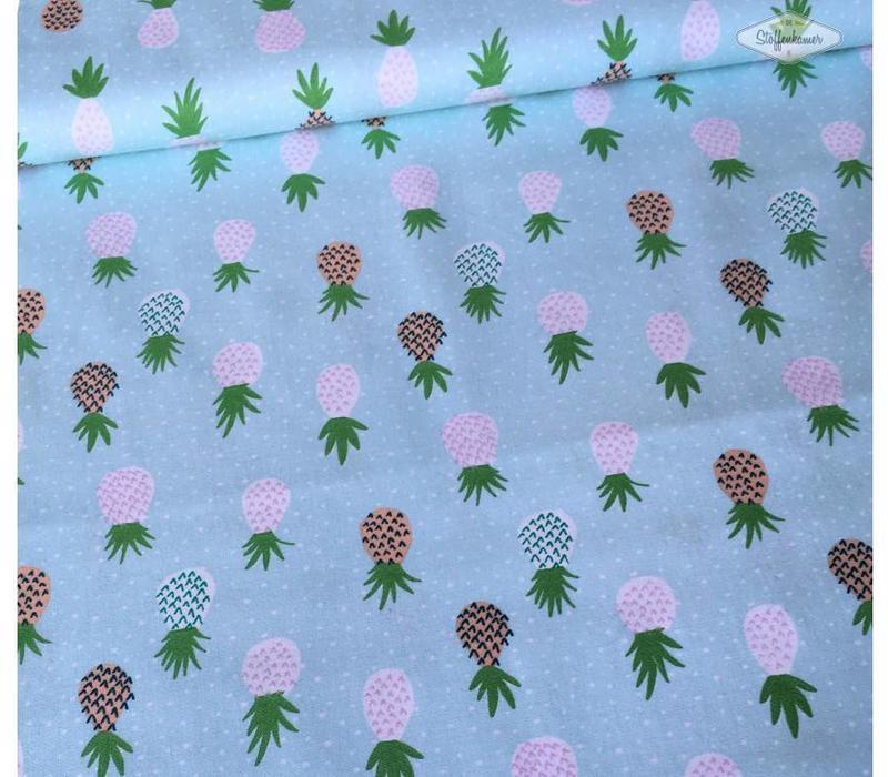 Katoen multi pineapples