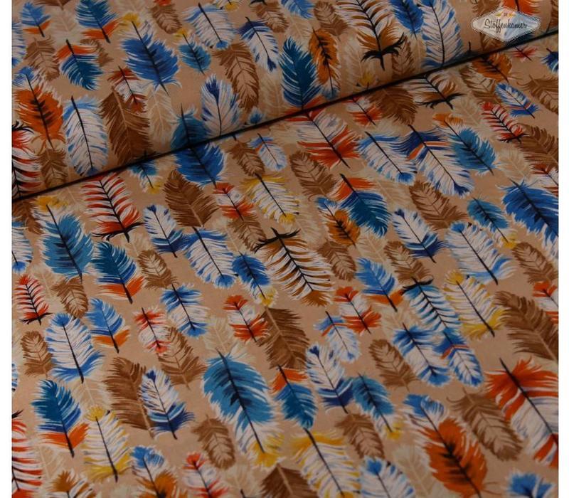 Toccata Feathers Multi