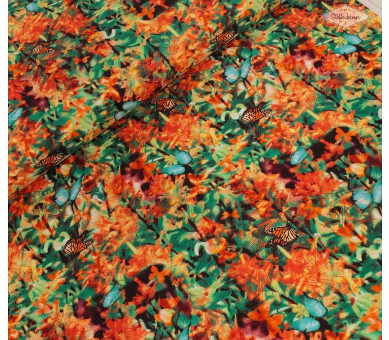 Butterflie Garden