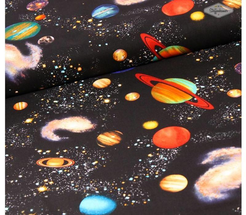 Space Black Universe