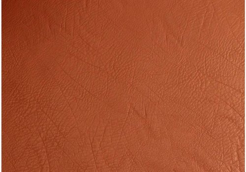 De Stoffenkamer Faux-Leather Cognac