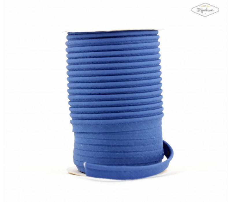 Paspelband korenbloemblauw