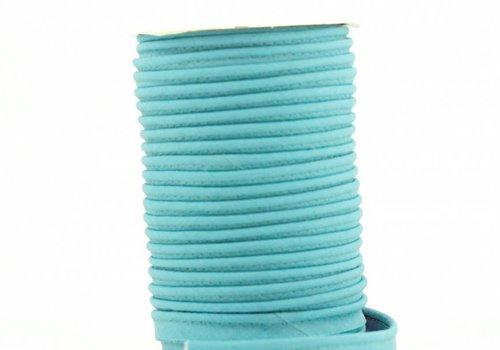 De Stoffenkamer Paspelband lichtturquoise