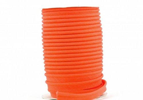 De Stoffenkamer Paspelband oranjerood