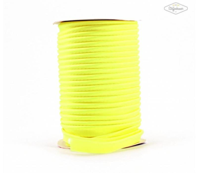 Paspelband fluo geel