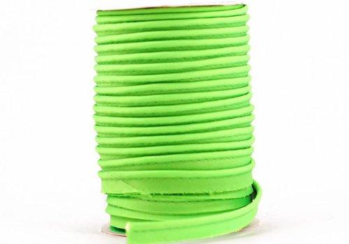 De Stoffenkamer Paspelband fluo groen