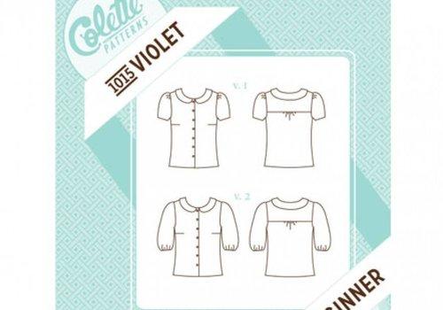Colette Patterns Violet
