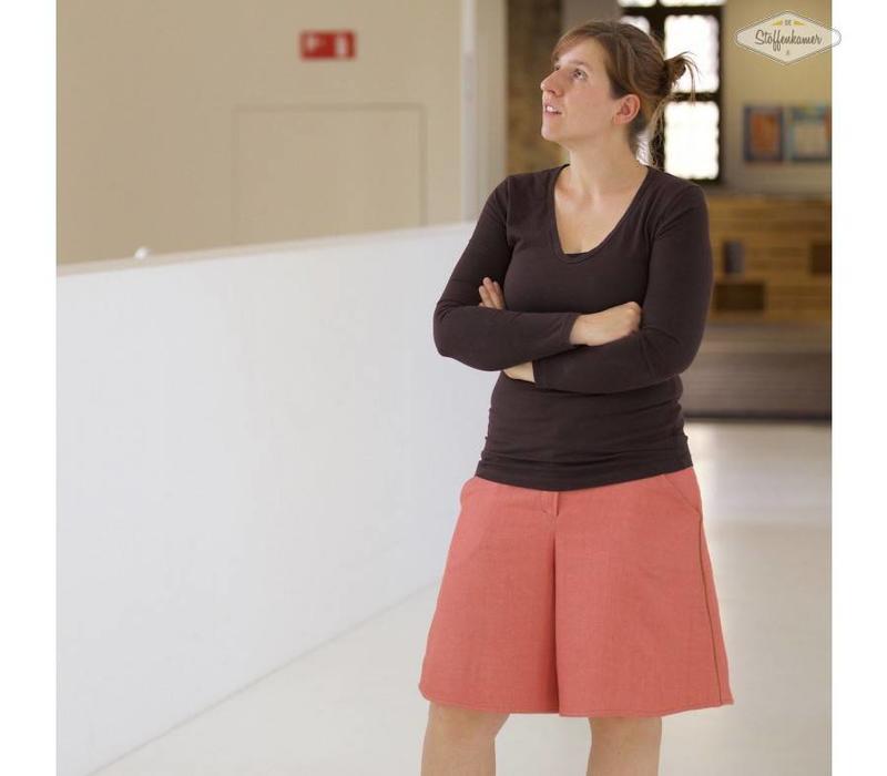 The Nina skirt & culottes (teens/women)