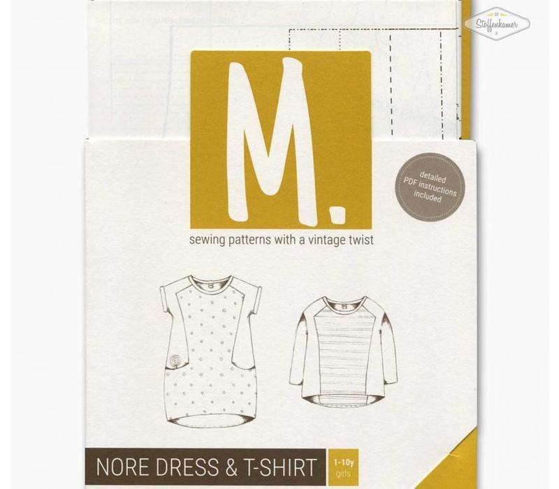 The Nore dress and t-shirt (kids)