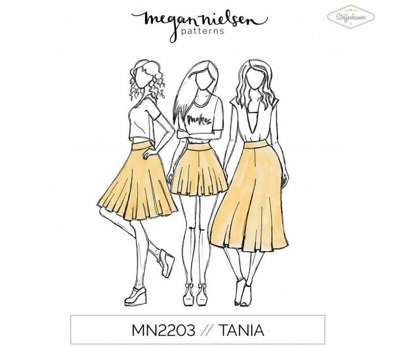 Tania Skirt 3IN1