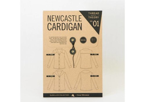Threadtheory Thread Theory - Newcastle Cardigan